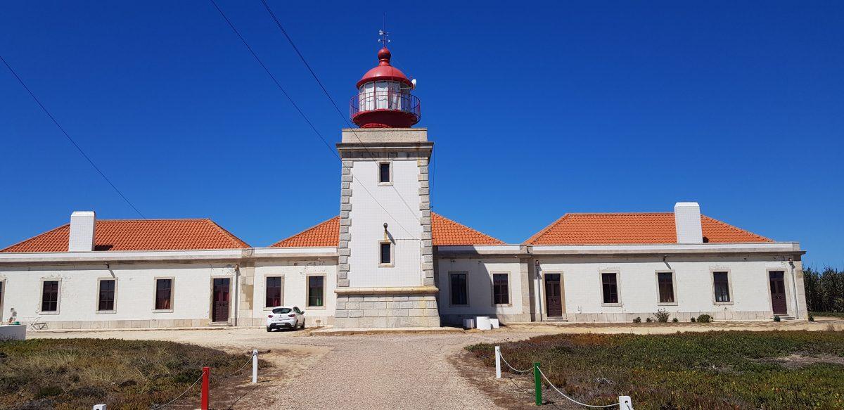 Os Faróis portugueses por Arual. Farol do Cabo Sardão (1ª parte)