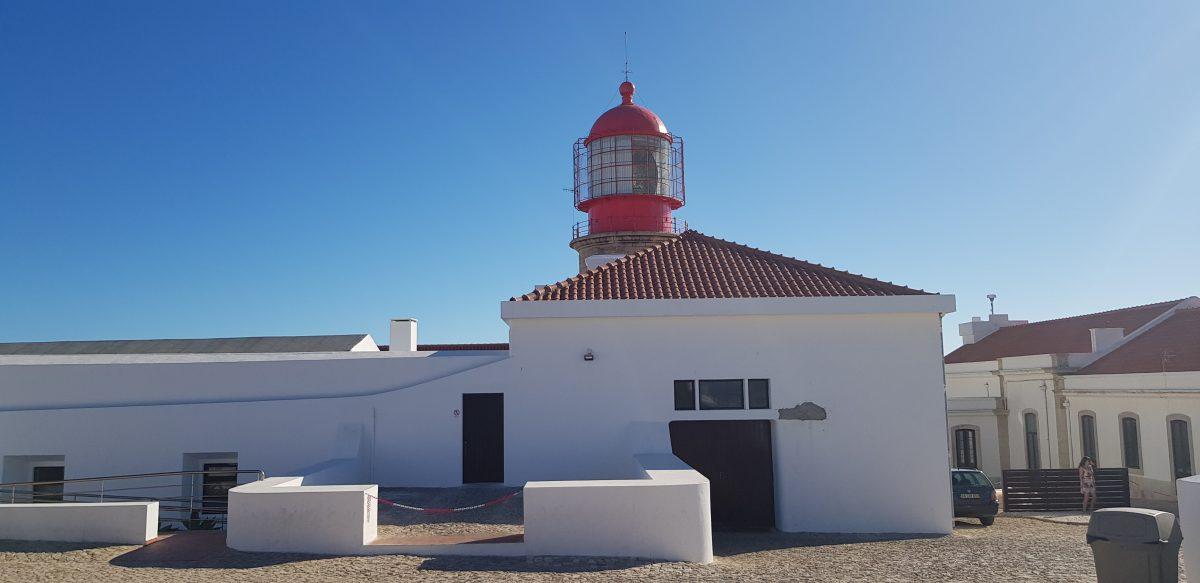 Os Faróis portugueses por Arual. Farol do Cabo São Vicente (2ª parte)