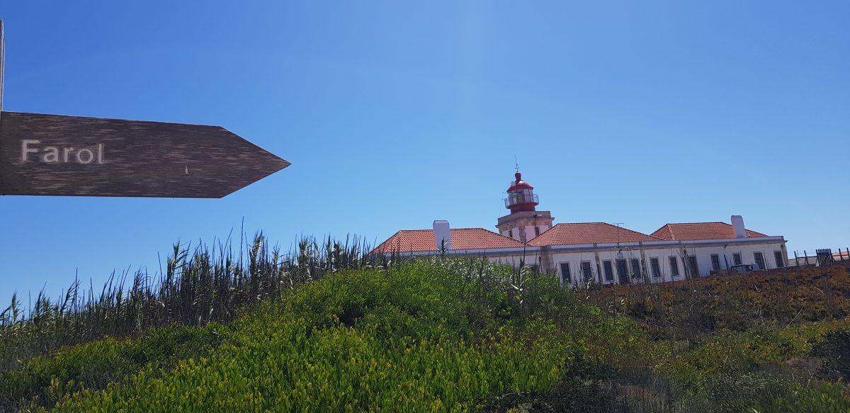 Os Faróis portugueses por Arual. Farol do Cabo Sardão (2ª parte)