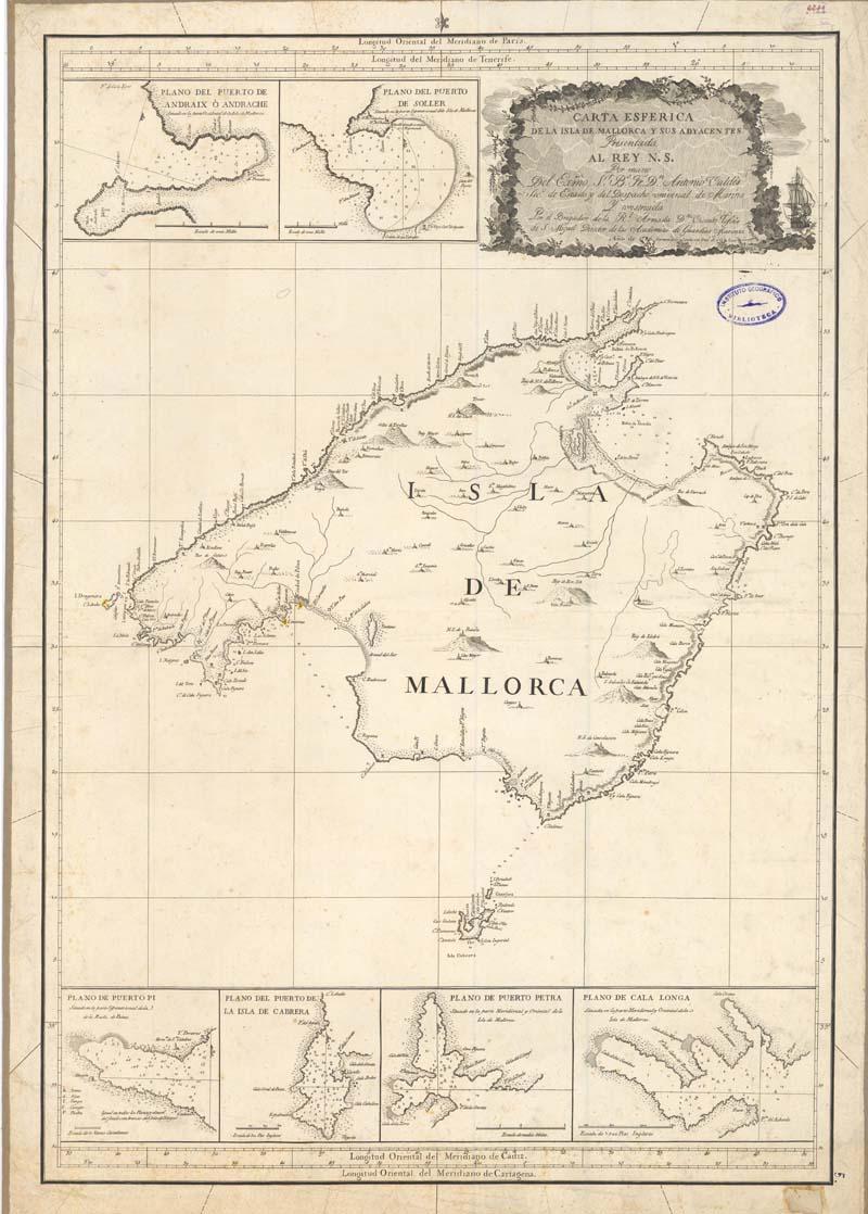 Toponimia de los faros por Biel Sevilla