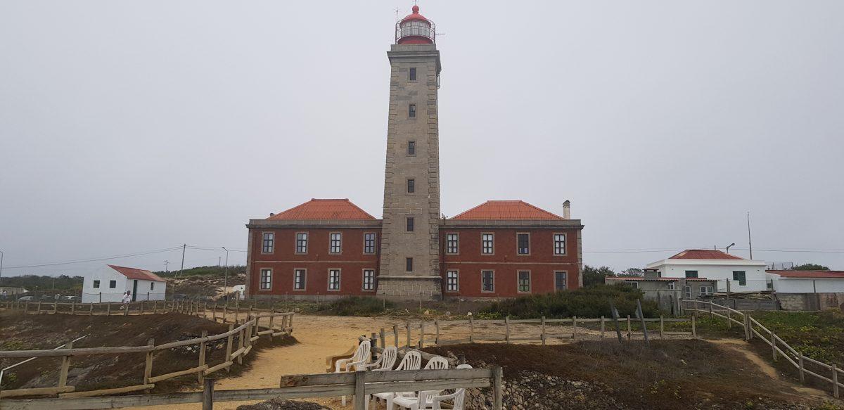 Os Faróis portugueses por Arual. Farol do Penedo da Saudade (2ª parte)