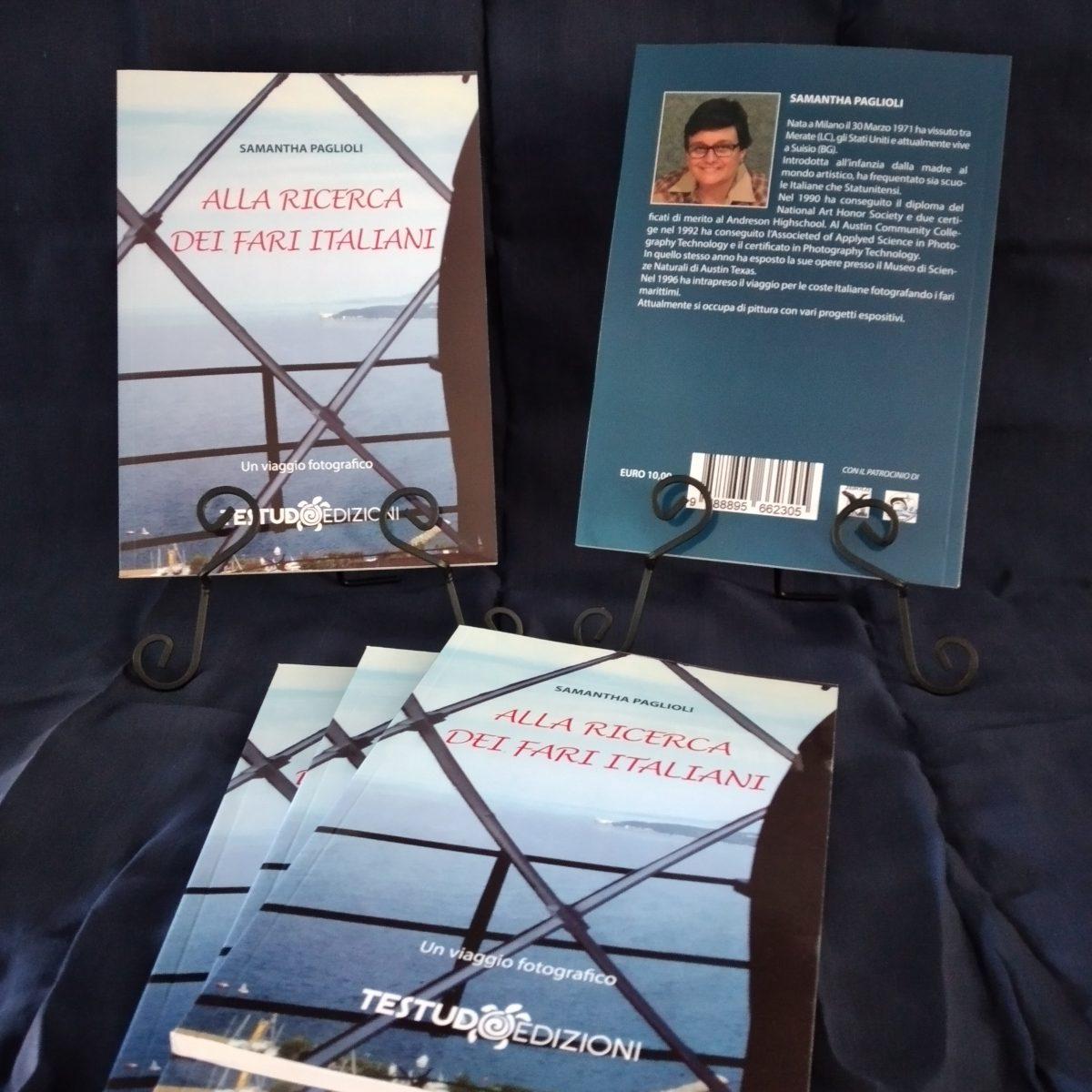 Entrevista a Samantha Paglioli, autora de «Alla Ricerca dei Fari Italiani»