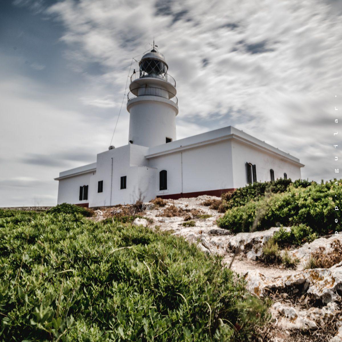 Recorriendo los 7 faros de Menorca por Pep Aguilar (3ª parte)