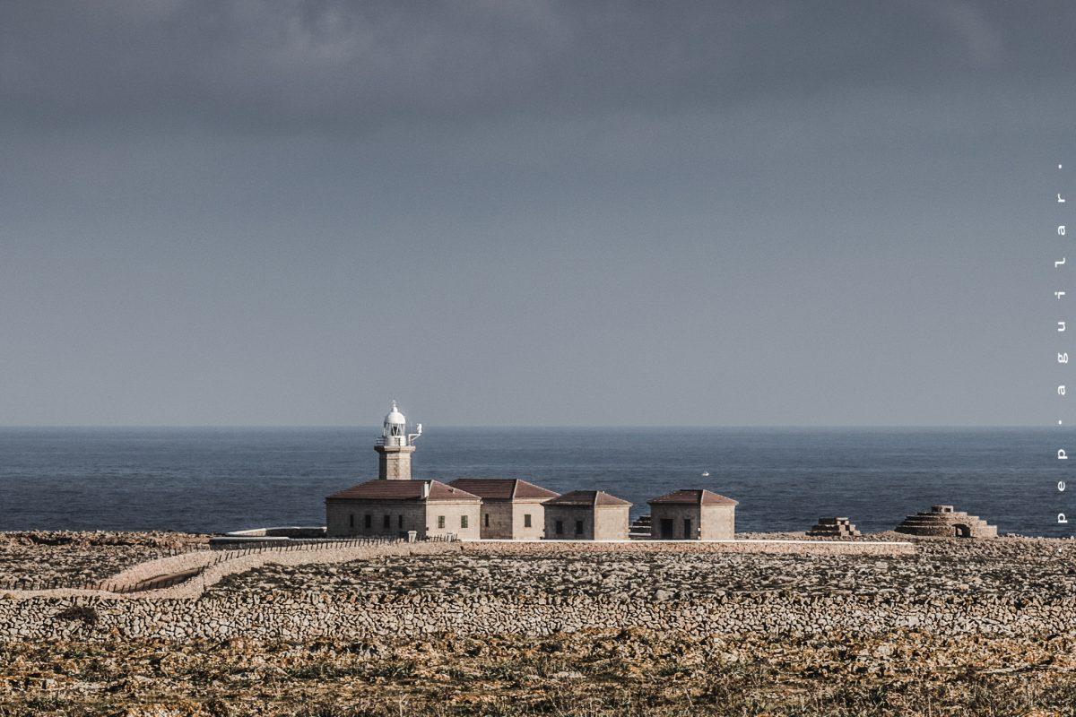 Recorriendo los 7 faros de Menorca por Pep Aguilar (1ª parte)