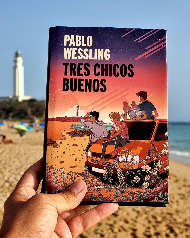 Entrevista a Pablo Wessling, autor de «Tres chicos buenos»