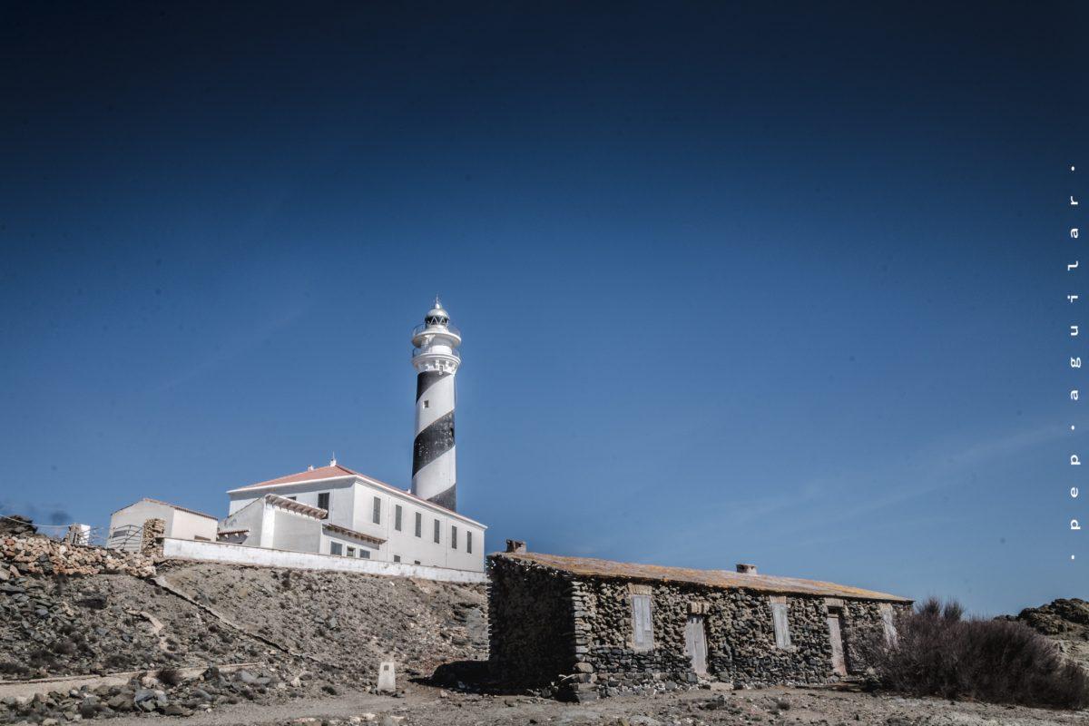 Recorriendo los 7 faros de Menorca por Pep Aguilar (7ª parte)