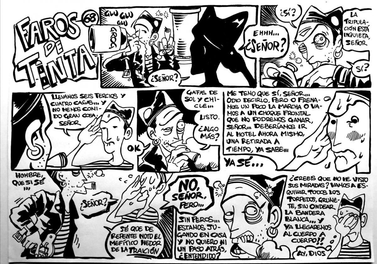 -Faros de tinta- por Edgar Max (XX)