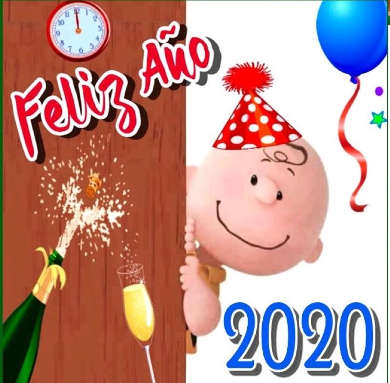 Feliz Año Nuevo 20-20