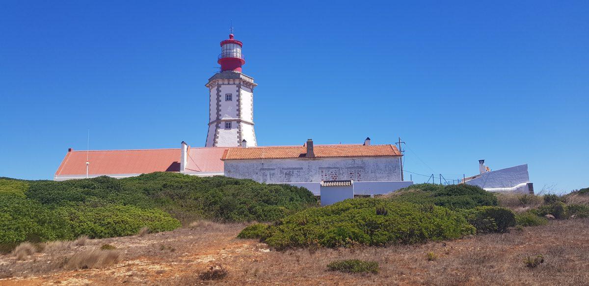 Os Faróis portugueses por Arual. Farol do Cabo Espichel (1ª parte)
