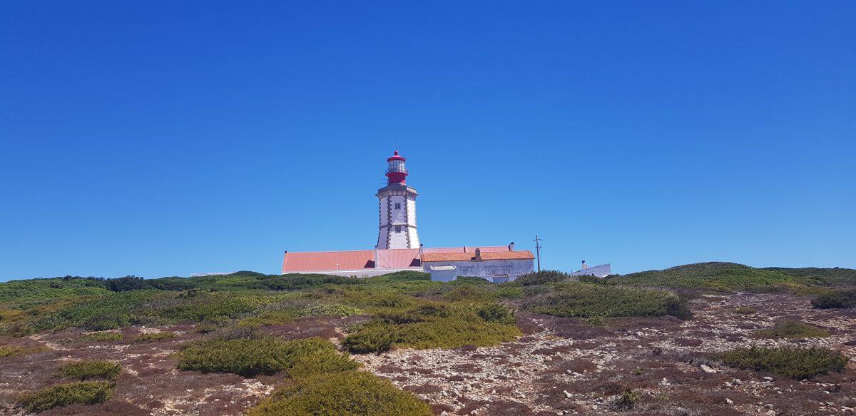 Os Faróis portugueses por Arual. Farol do Cabo Espichel (2ª parte)