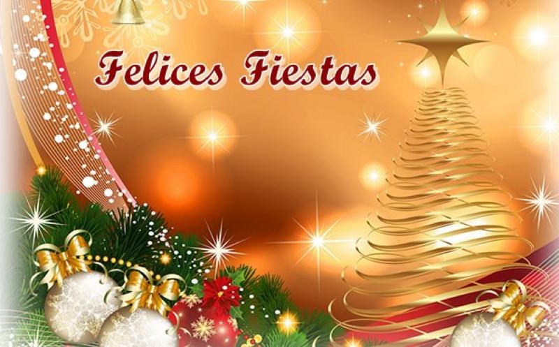 ¡Felices Fiestas! desde Argentina