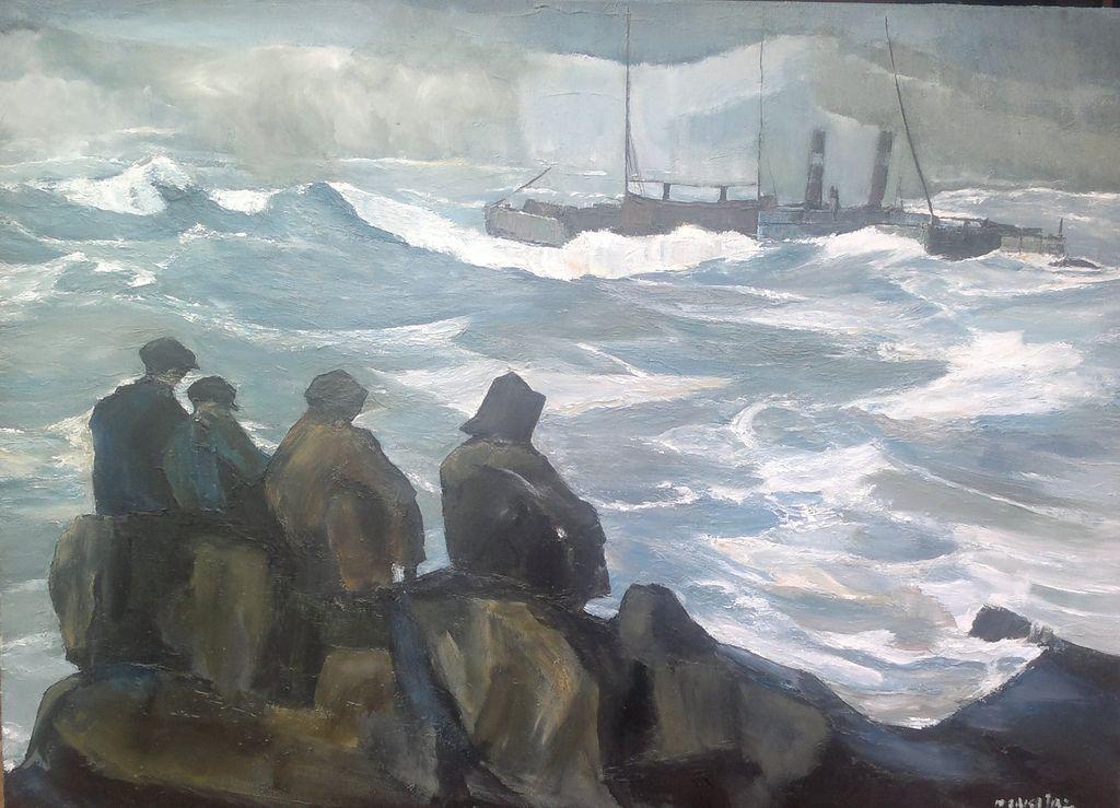 El naufragio del Sirius en Cabo de Palos