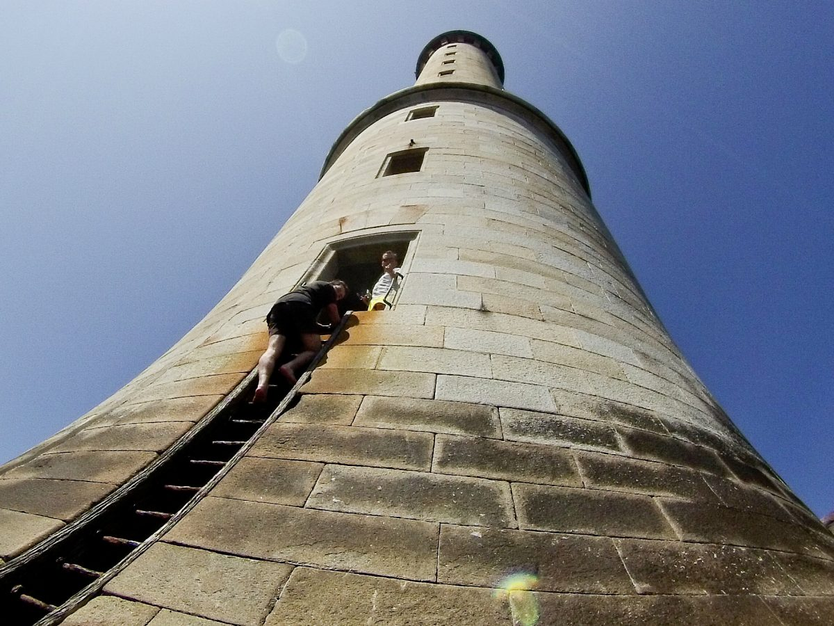 Phare des Héaux de Breat