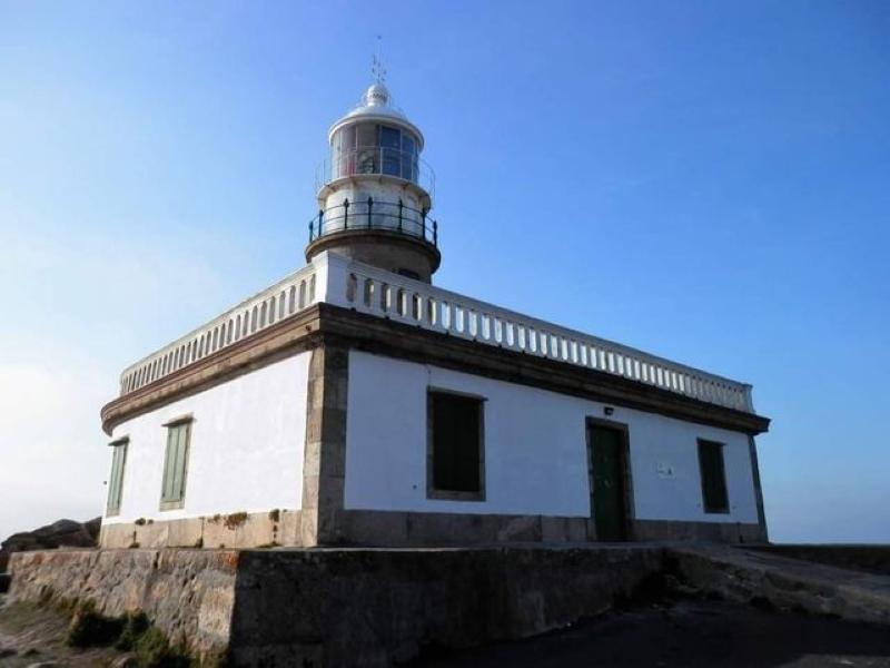 Faro de Corrubedo por Loly MP