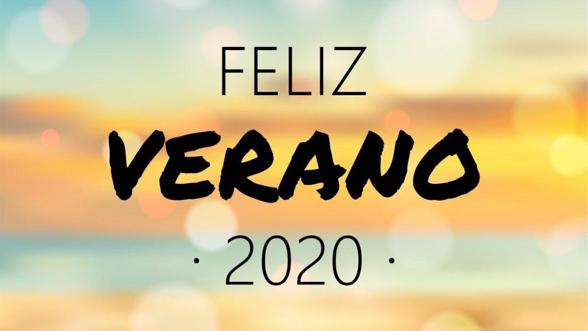 Feliz verano 2020