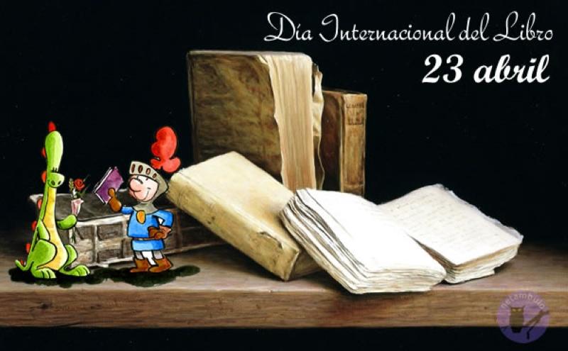 23 de Abril. «Día Internacional del Libro»