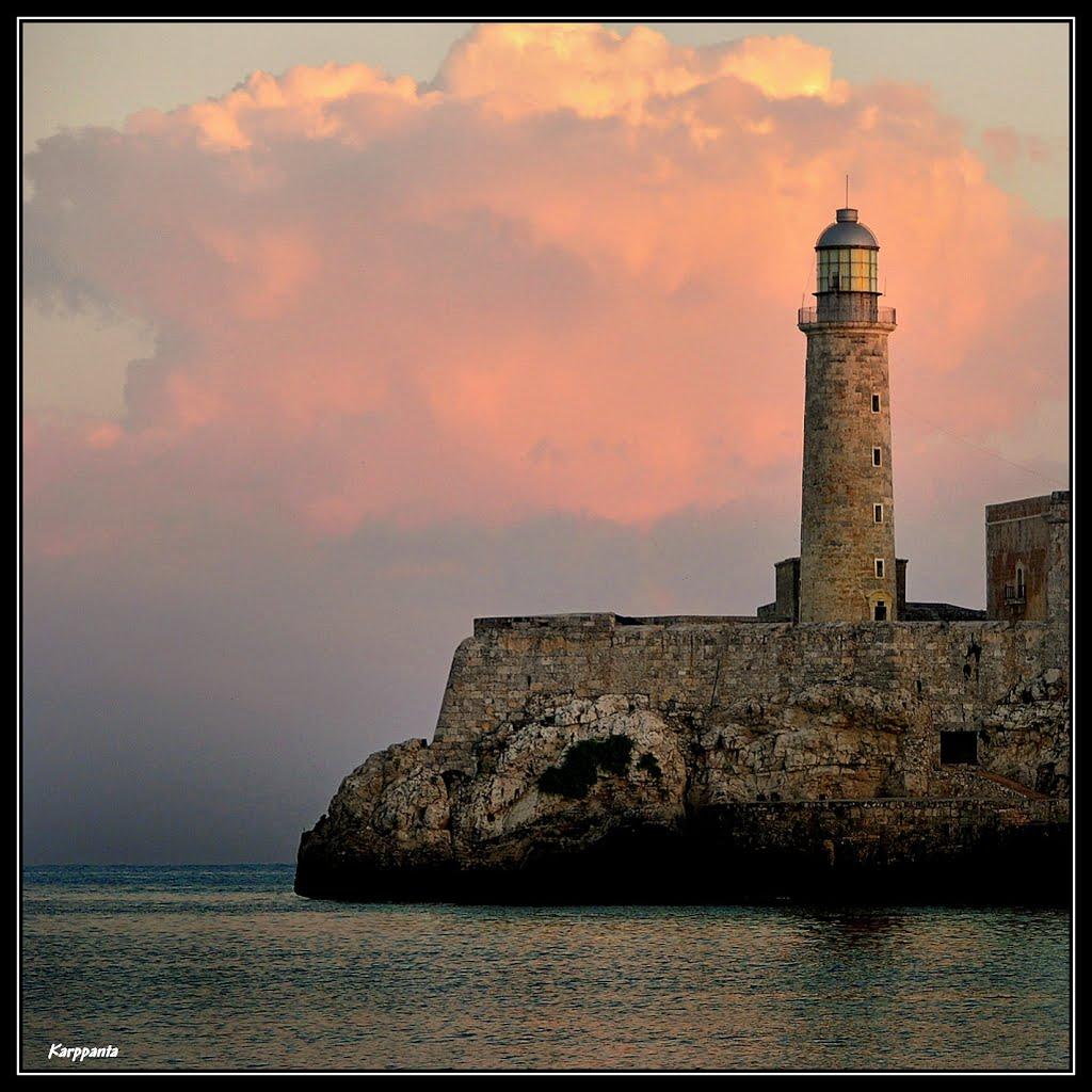 Faro del Castillo del Morro, La Habana (Cuba)
