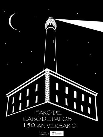 Ganadora del concurso celebrado por el 150 aniversario del Faro de Cabo de Palos