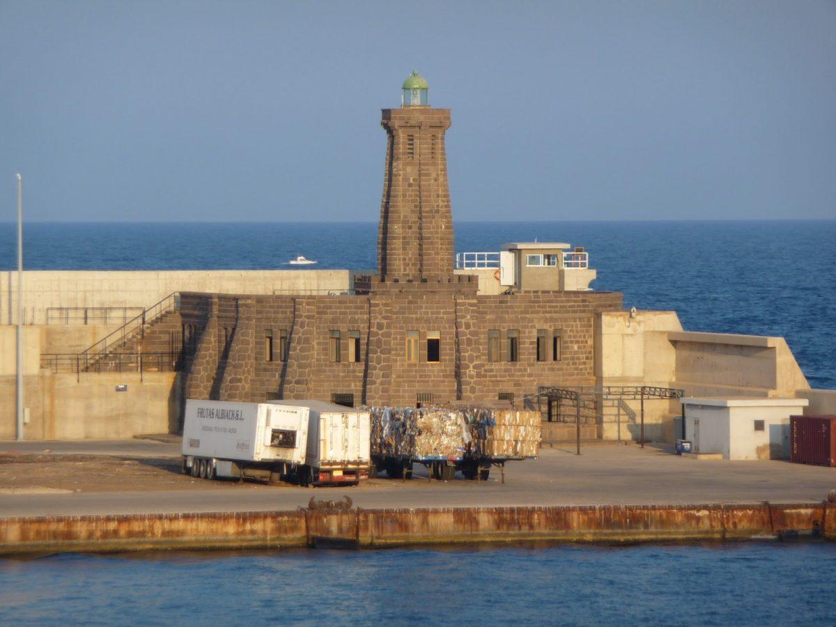 Torre Baliza del Morro (Melilla)