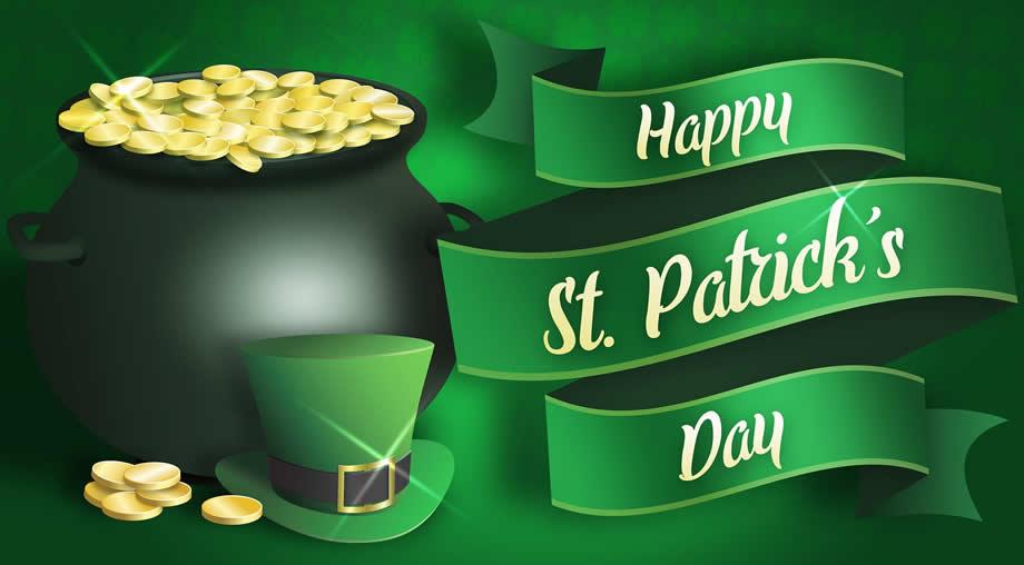 «St. Patrick's Day» – Feliz día de San Patricio
