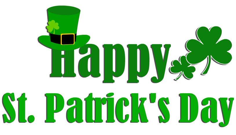 Feliz día de San Patricio. «St. Patrick's Day» 2017