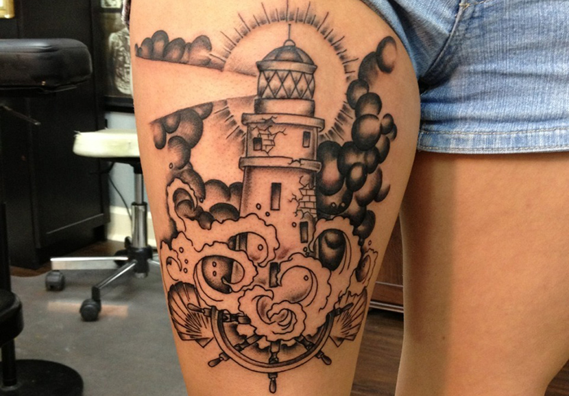 Tatuajes sobre faros (1ª entrega)