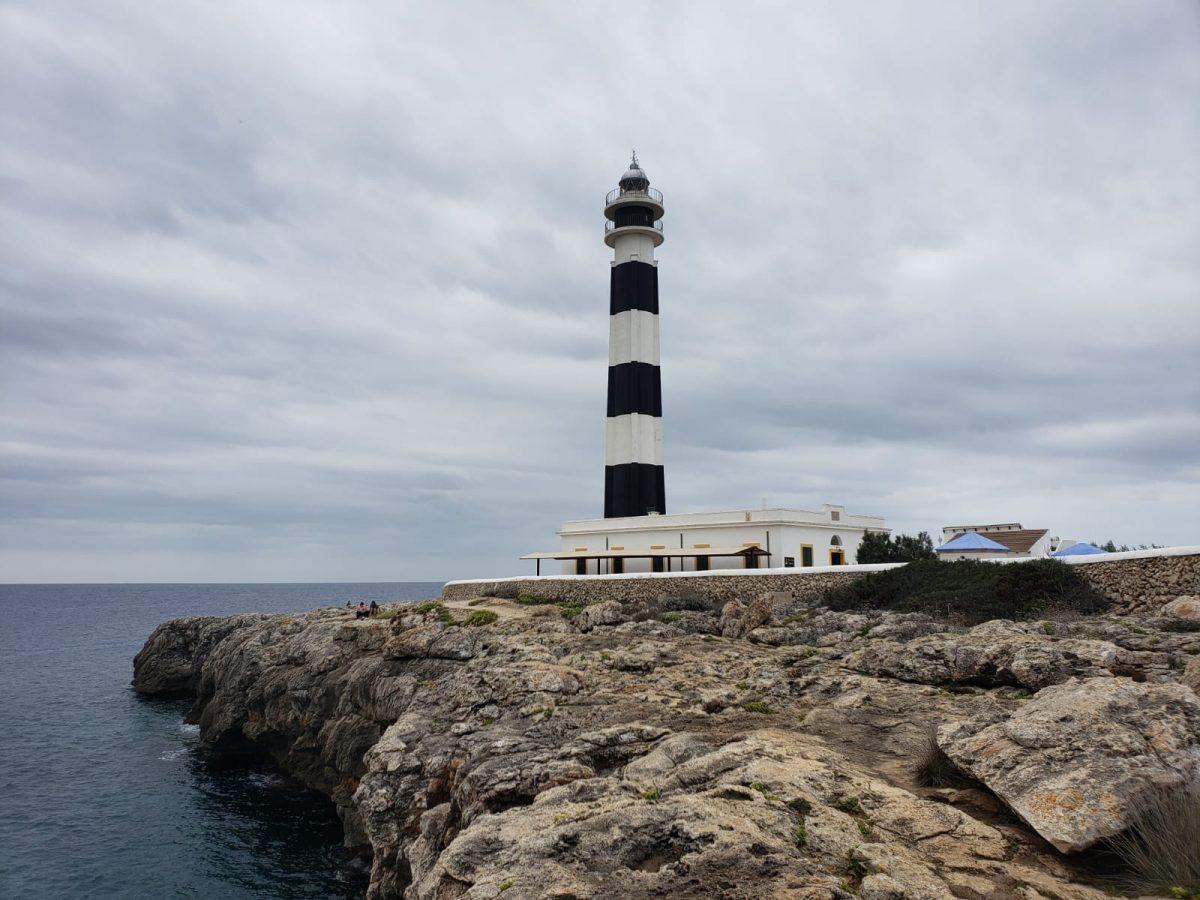Faro Dartuch- Faro D'Artrutx [Menorca]