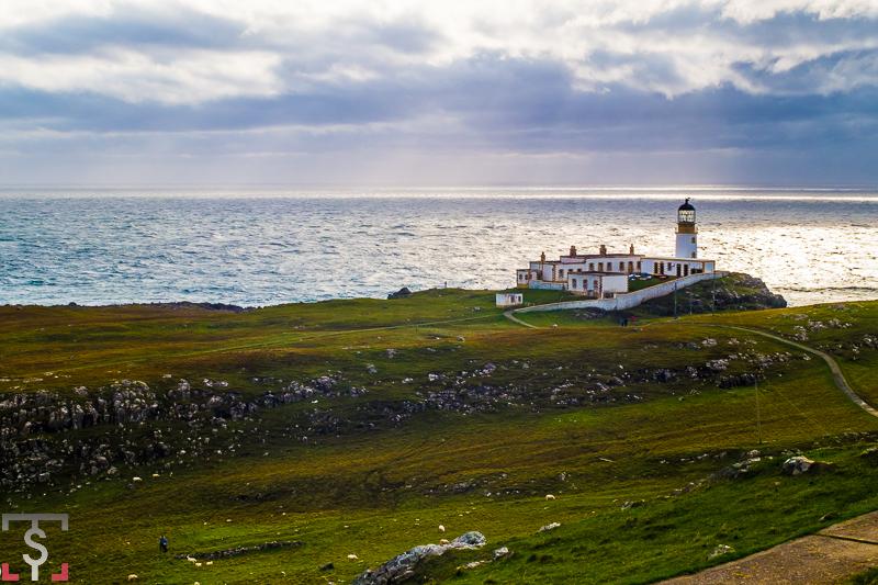 Faros de Scotland. Neist Point lighthouse (2ª parte)