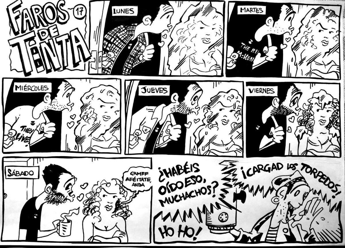 -Faros de Tinta- por Edgar Max (V)