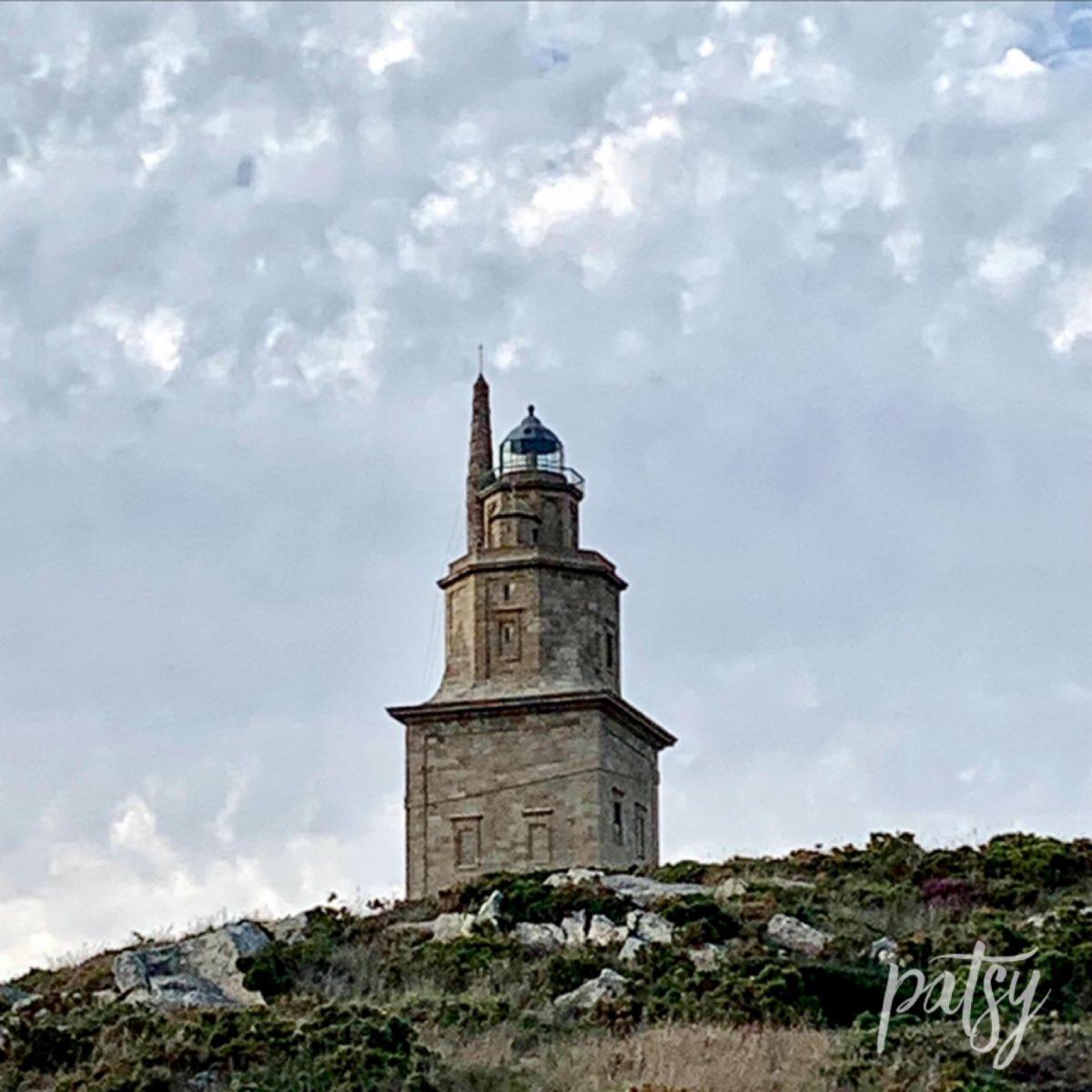 La Torre de Hércules por Patsy