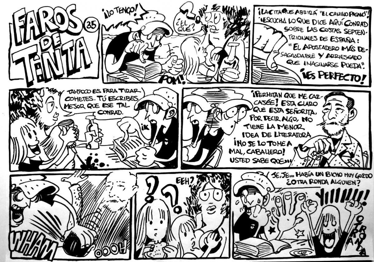 -Faros de Tinta- por Edgar Max (X)
