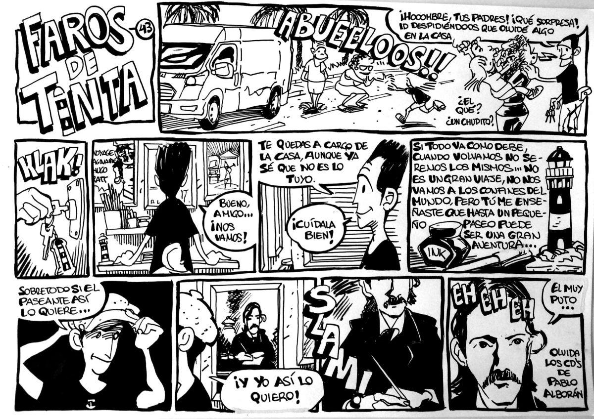 -Faros de Tinta- por Edgar Max (XII)