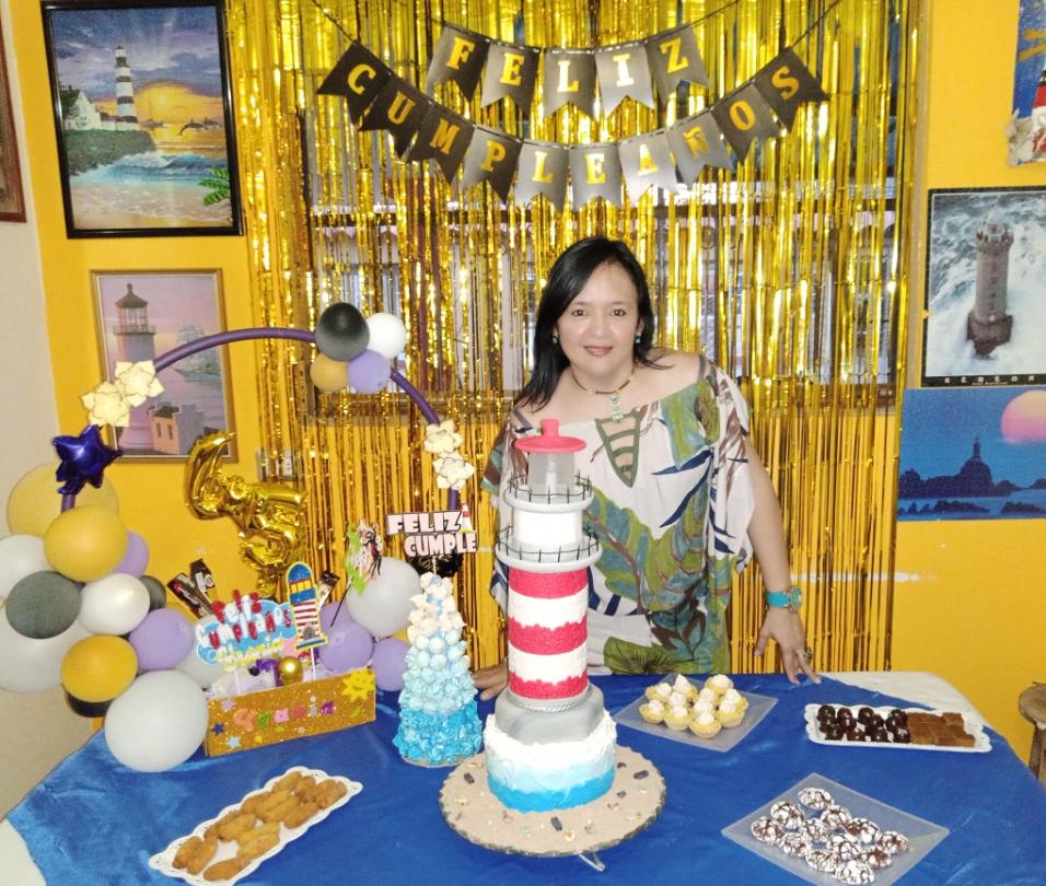 Feliz cumpleaños Odette