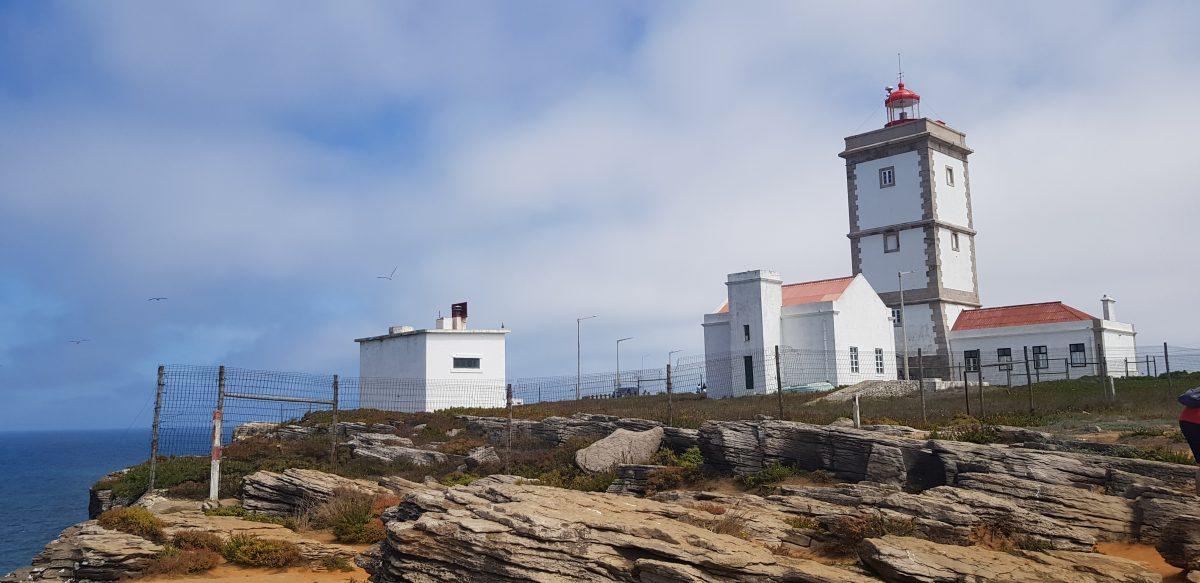 Os Faróis portugueses por Arual. Farol do Cabo Carvoeiro (1ª parte)