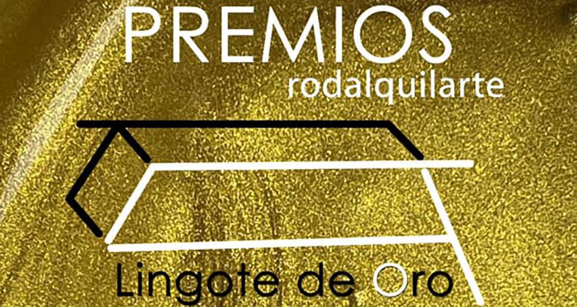 Premios Rodalquilarte «Lingote de Oro» a Mario Sanz Cruz