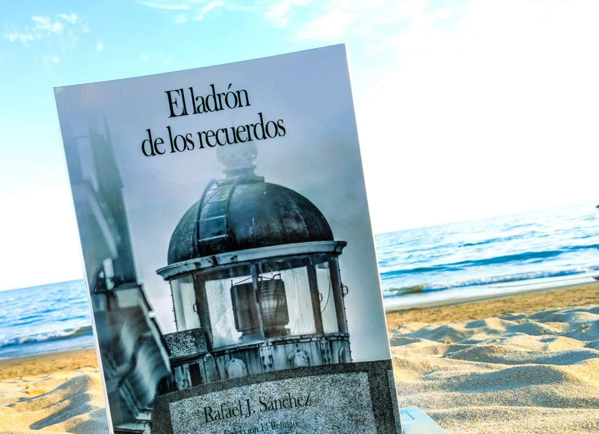 Entrevista a Rafael J. Sánchez, autor de «El ladrón de los recuerdos»