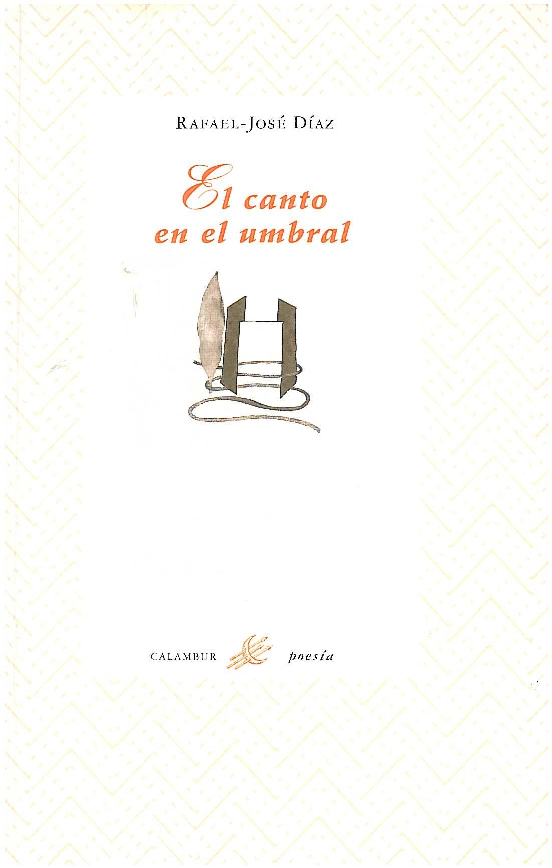 «El confín» por Rafael-José Díaz