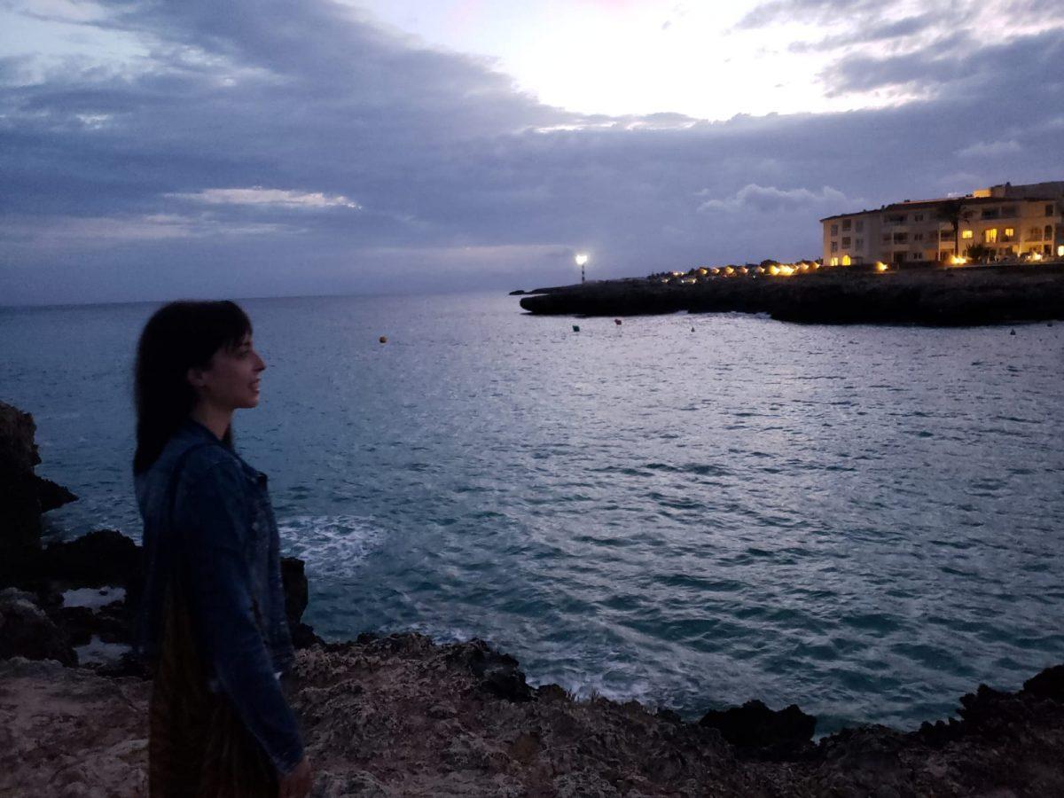 Faro Dartuch-Faro D'Artrutx se enciende la luz por Ana Amorós