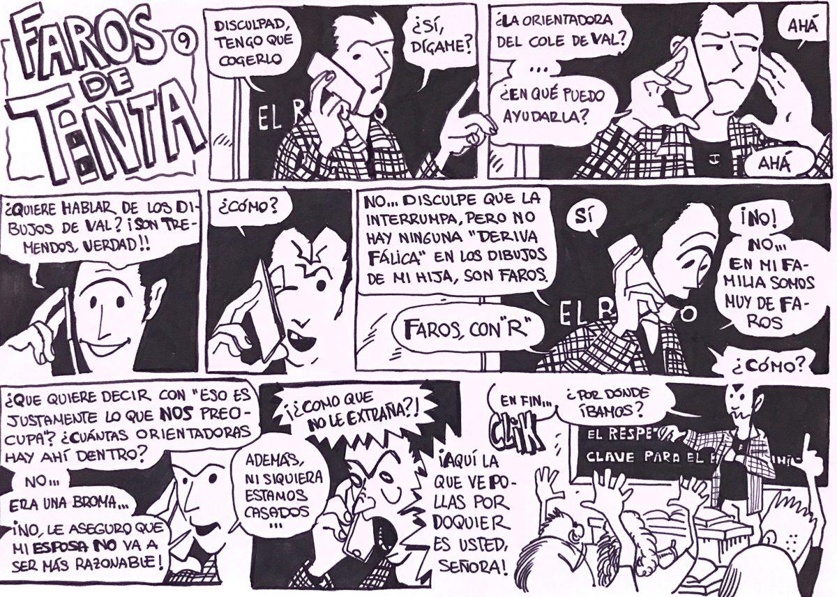 -Faros de Tinta- por Edgar Max (III)