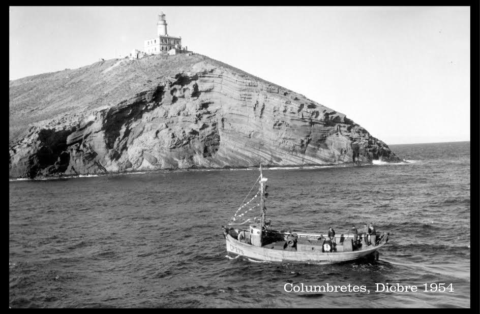 Faro de Columbretes. Islas Columbretes (Castellón)