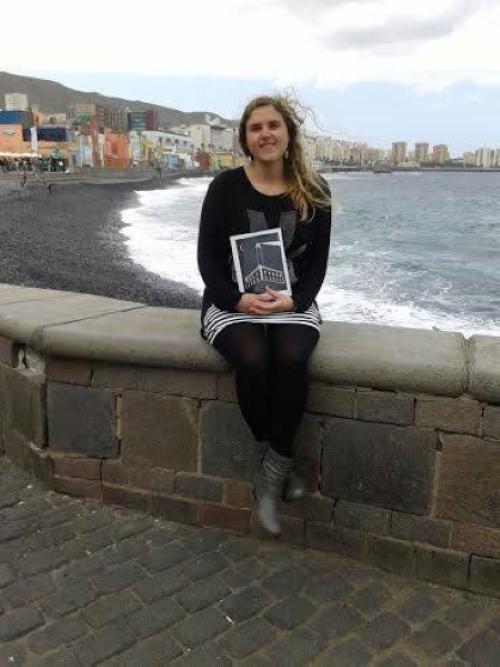 Ganadora del concurso por el 150 aniversario del Faro de Cabo de Palos