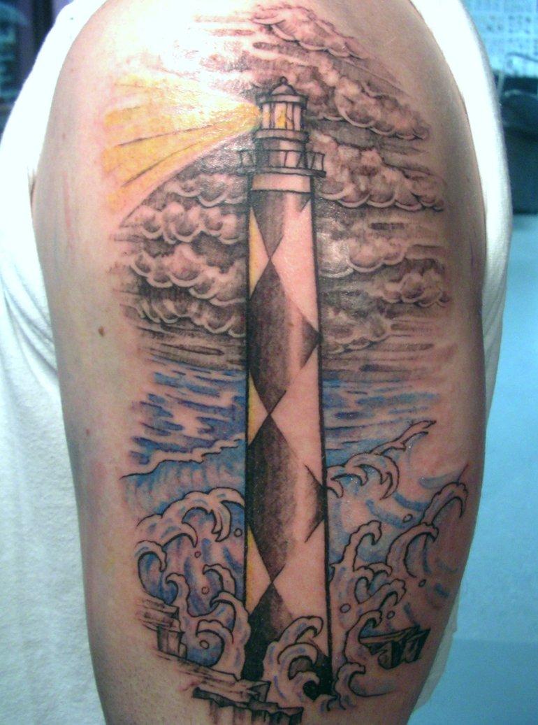 Tatuajes de faros (2ª entrega)