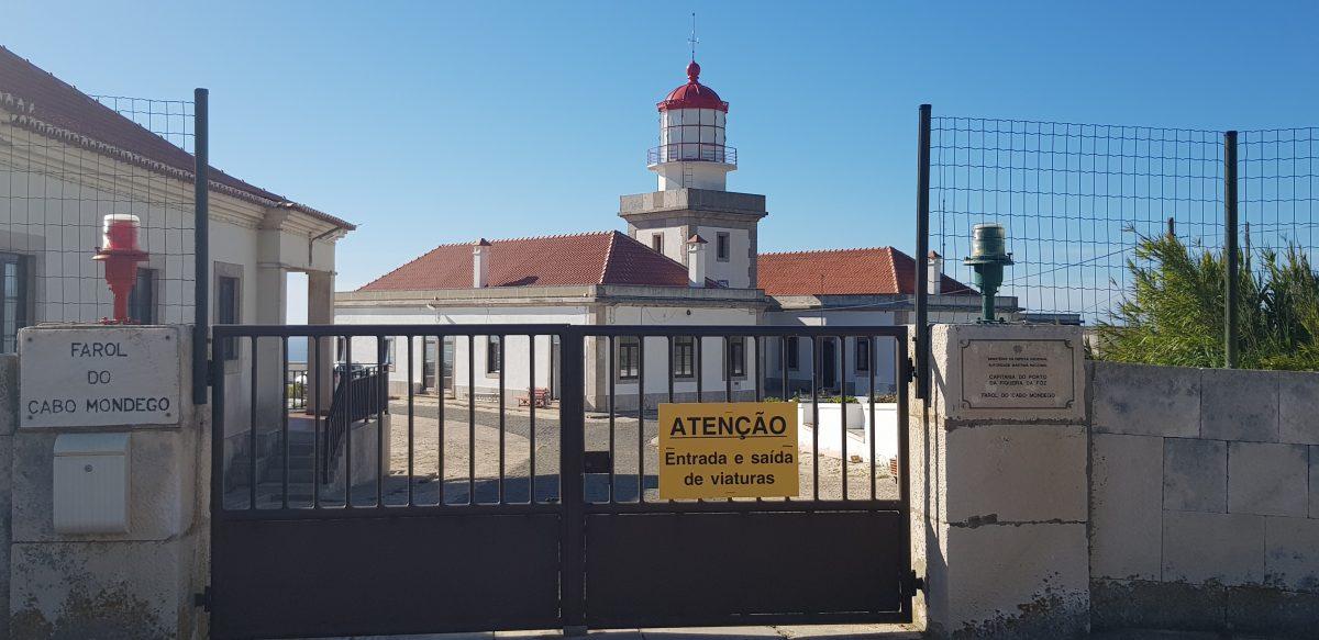 Os Faróis portugueses por Arual. Farol do Cabo Mondego (2ª parte)