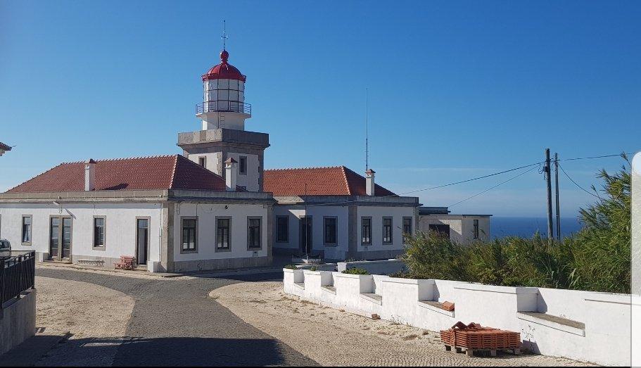 Os Faróis portugueses por Arual. Farol do Cabo Mondego (1ª parte)