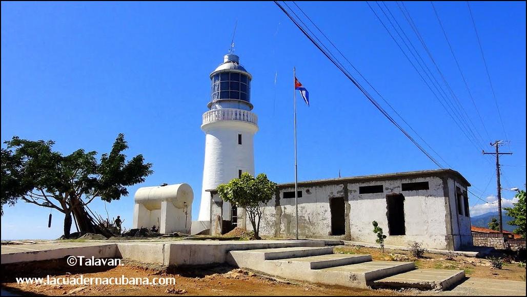 Faro del Morro de Santiago de Cuba (Cuba)