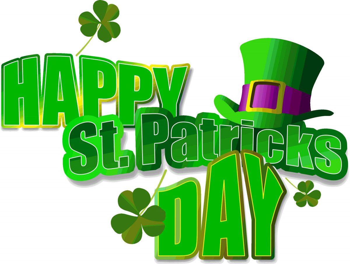 """""""St. Patrick's Day"""". Día de San Patricio (17 de marzo)"""