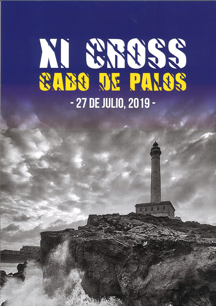 Carteles del Cross de Cabo de Palos 2019-