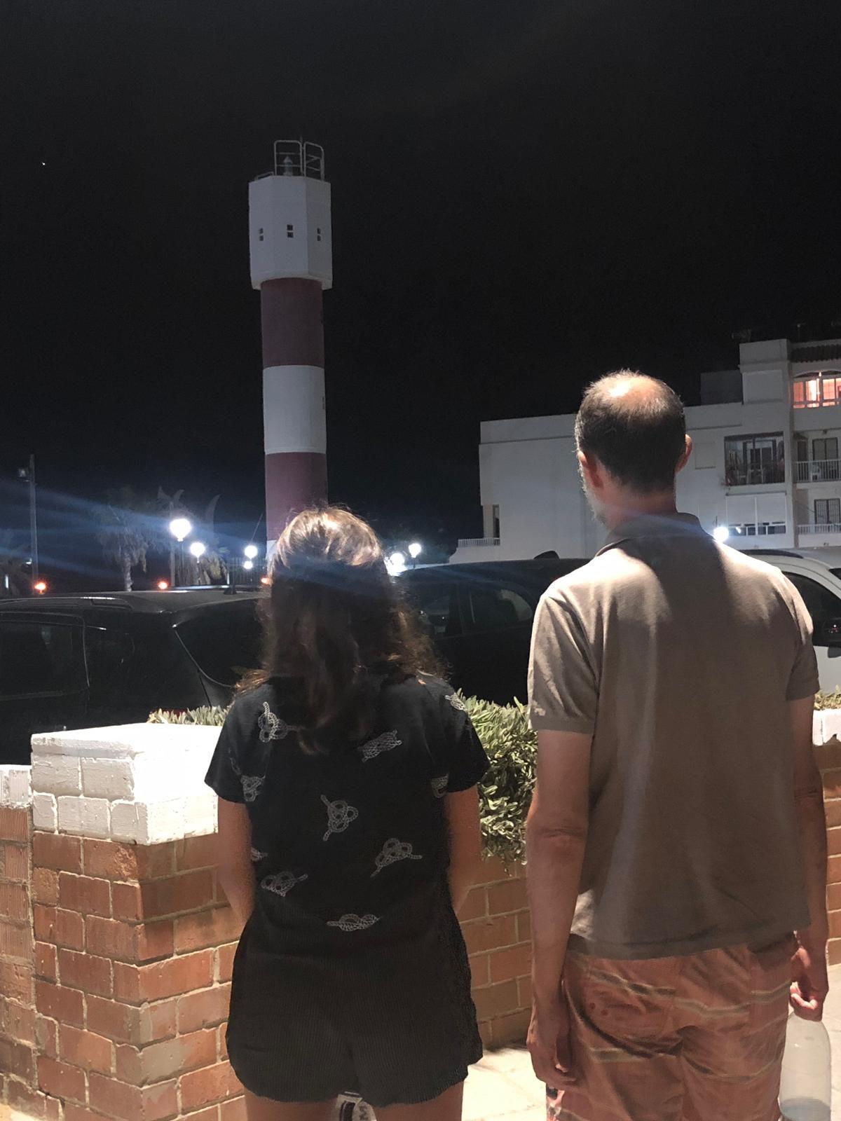 """Fotografías ganadoras de la III edición del concurso """"Tú y el Faro"""" (2ª parte)"""
