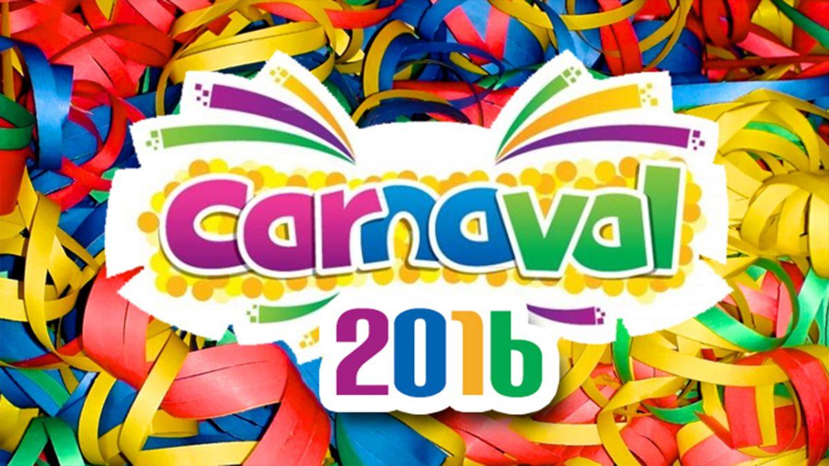 Carnaval, carnaval 2016