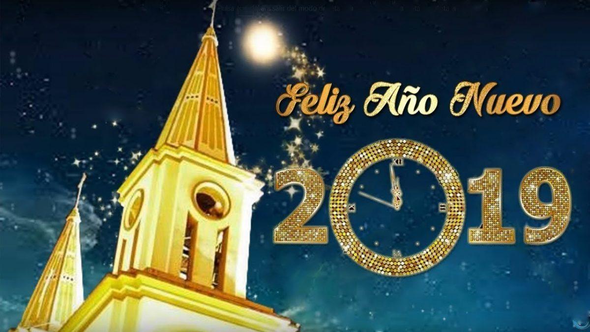 Feliz año 2019